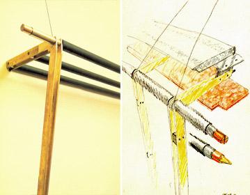 Bruno Brini showroom | Cristiano Toraldo di Francia