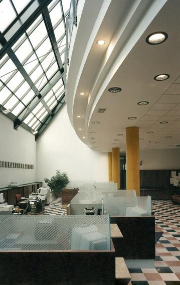 Banca del Chianti Fiorentino headquarter | Cristiano Toraldo di Francia