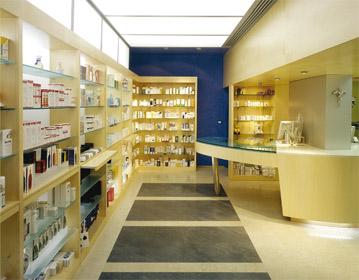 Dr. Cervigni pharmacy | Cristiano Toraldo di Francia