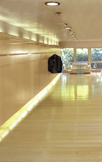 G. Brini showroom and offices   Cristiano Toraldo di Francia