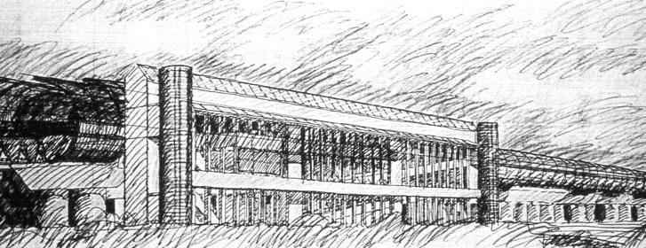 New FS Peretola railway station, for Direttissima FI PI | Cristiano Toraldo di Francia