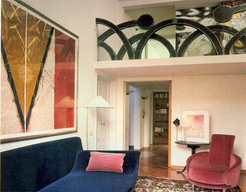 Arts collector house | Cristiano Toraldo di Francia