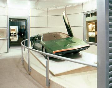 Design Automobile   Les Maitres de la carrosserie italienne, Beaubourg, Paris 1990 | Cristiano Toraldo di Francia