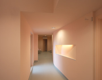 Medical practice offices | Cristiano Toraldo di Francia