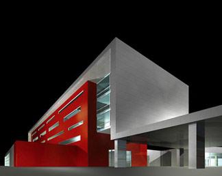 offices and commercial spaces   Cristiano Toraldo di Francia