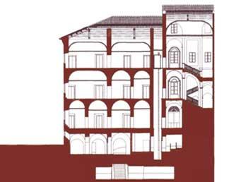 San Francesco complex restoration | Cristiano Toraldo di Francia