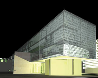 new humanities library in florence | Cristiano Toraldo di Francia