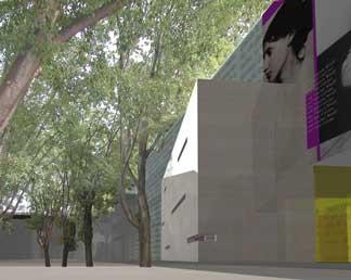 new humanities library in florence   Cristiano Toraldo di Francia
