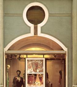 Marcella store | Cristiano Toraldo di Francia