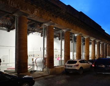 Superstudio Backstage, Fondazione Pescheria, Pesaro 2013 | Cristiano Toraldo di Francia