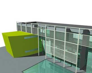 New Rimini district headquarter   Cristiano Toraldo di Francia