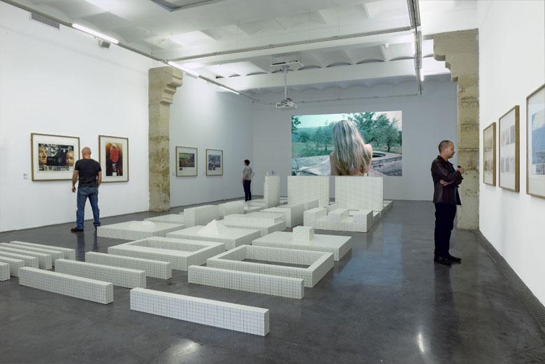 La Ville Au Loin, Frac Center, Val De Loire, 2016 | Cristiano Toraldo di Francia