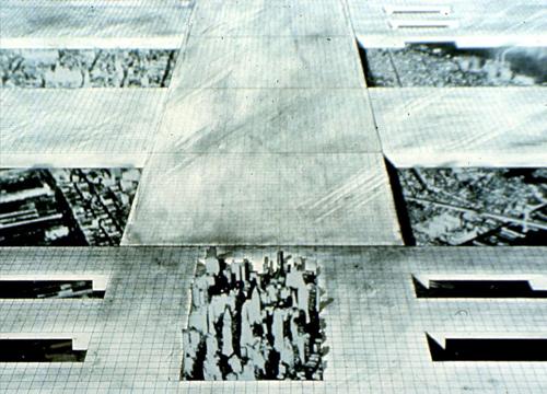 CONTINUOUS MONUMENT | Cristiano Toraldo di Francia